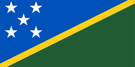 Salomonens flagga